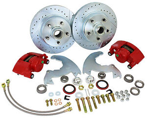 1966-69 Buick Riviera Front Disc Brake Conversion , Deluxe Kit