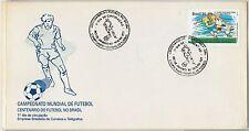 59634 -  BRAZIL - POSTAL HISTORY:  FDC  COVER  1994 - FOOTBALL: Single Stamp