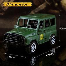 Playerunknowns Battlegrounds PUBG Zinc Alloy Uas Jeep Car Model Props Toys Gift