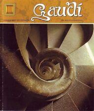 GAUDI Spanish Art Spain