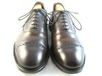 "Allen Edmonds ""FIFTH AVENUE""  Oxfords 8.5 EEE Brown  (185)"
