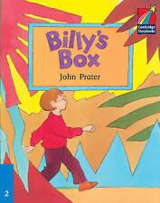 Billy's Box Level 2 ELT Edition (Cambridge Storybooks) by Prater, John