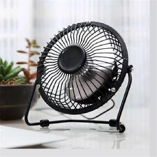 Mini Desk Fans Air Cooler Table USB Quiet Fan for Office Home Travel Portable