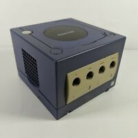 Nintendo GameCube Purple Console only - Free P&P
