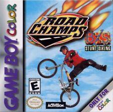 Road Champs Stunt Bike GBC New Game Boy Advance