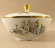 Vintage Winterling Bavaria Porcelain Lidded Pot