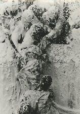 CARTE POSTALE PHOTO KELER / 1980 HABITANTS DE YANIT SINAI / ISRAEL ARMEE