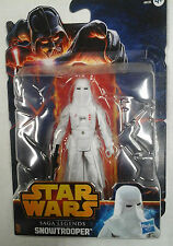 HASBRO - STAR WARS - SAGA LEGENDS - SNOWTROOPER