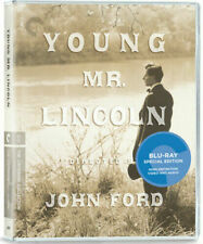 Young Mr Lincoln Criterion Collection Special Edition 4k Ultra HD Blu-ray