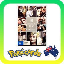 10 Unforgettable Films (DVD, 2013, 10-Disc Set) - FREE POSTAGE!