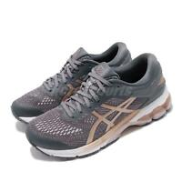 Asics Gel-Kayano 26 D Wide Purple Grey Rose Gold Women Running Shoe 1012A459-022