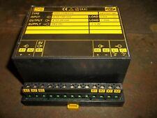 DEIF TDG-210DG/2 TRANSDUCER 24DC 2.5W 4-12-20MA 0-50-100 MV (WL126)