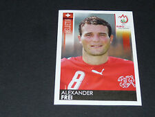 N°69 ALEXANDER FREI SUISSE SCHWEIZ SVIZZERA PANINI FOOTBALL UEFA EURO 2008