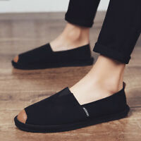Mens Loafers Shoes Casual Gommino Slip On Flat Comfort Drive Moccassins Sport