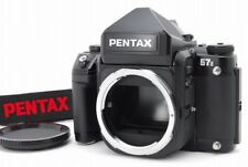 [Top MINT] Pentax 67 II Camera Body + AE Finder Medium Format From Japan #460