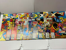X-FORCE Comic Book lot Domino XMen, Weapon X, Deadpool 5%off & Combined Shipping