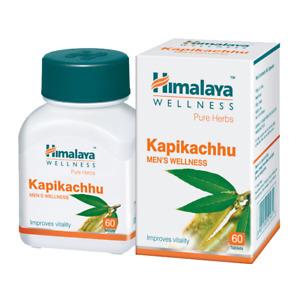 Pack Of 10 Himalaya Herbal Kapikachhu Supports men's health - Each Pack 60 Tabs