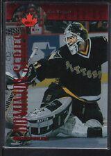 KEN WREGGET 1997/98 DONRUSS CANADIAN ICE  #76  DOMINION PENGUINS SP #129/150