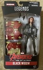 Marvel Legends BLACK WIDOW Age Of Ultron HULKBUSTER BAF MIP RARE!!!