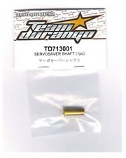 RC Team Durango TD713001 Servo Saver Shaft DEX410 DEX410R v3 v4 1/10 Buggy 4WD