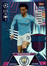 Topps Match Attax Champions League 2018/2019 Limited Edition LE6 Sane Le 6