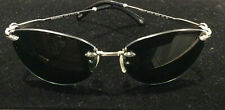 Tiffany & Co. Ziegfeld Collection TF3042H Cateye Rimless Sunglasses