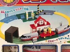 Tomy, Pocket Monsters ( POKEMON ) train set , in Very Good Condition