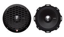 """2) Rockford Fosgate PPS4-6 6.5"""" 400 Watt 4-Ohm Midrange Car Loudspeakers Speaker"""