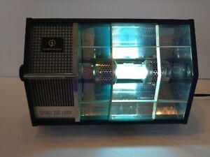 Vintage SPERTI Sun Valley Sunlamp Working Bulb! Tanning Sun Lamp P-163