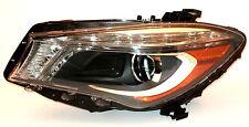 Mercedes XENON HEADLAMP, LEFT (CLA250 CLA45 AMG, to 10/ 2013) OEM AL 1179066700