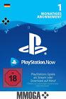 PlayStation Now - Abonnement 1 Monat - PS4 Download Code - Deutsches Konto