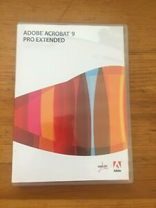 Adobe Acrobat 9 Pro Extended 9.0 Windows Full with serials