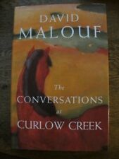The Conversations at Curlow Creek - David Malouf *SIGNED* - Aust 1st Ed Hc/Dj