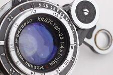 INDUSTAR 23  f/4.5  110mm Russian Lens Moskva