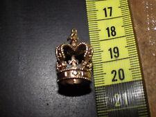 9ct Crown Charm