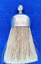Vintage Small Travel Clothes Brush