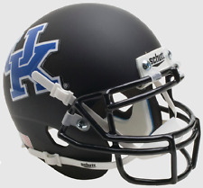 KENTUCKY WILDCATS NCAA Schutt XP Authentic MINI Football Helmet