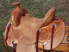 """15"""" Spur Saddlery Ranch Roping Saddle (Made in Texas)"""
