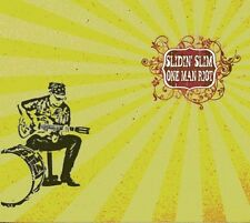 Slidin' Slim - One Man Riot [New CD]