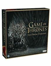 HBO Game of Thrones The Iron Throne Strategy Board Game.
