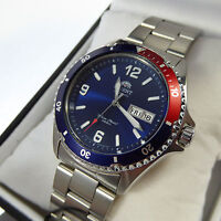 ORIENT Mako II FAA02009D3 Automatic Watch Herren Automatik Taucher Uhr mit Box