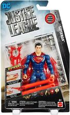 JUSTICE LEAGUE FGG57 BATMAN IL LUPO DELLA STEPPA Superman Figure 3-Pack