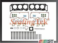 Fit 04-11 Ford 4.0L V6 SOHC VIN E,K Cylinder Head Gasket Set w/ Bolts Kit engine