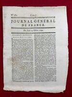 Saint Domingue 1790 Martinique Colonie Nîmes La Rochefoucauld