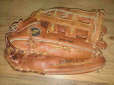 SSK Sasaki Sports Dimple-II Right-Handed Baseball/Softball Glove Mitt DPG-780