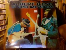 Albert King With Stevie Ray Vaughan In Session LP sealed vinyl RE reissue