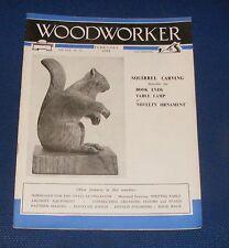 WOODWORKER MAGAZINE FEBRUARY 1953 VOLUME LVII  NO.711