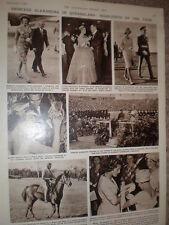 Photo article Princess Alexandra in Queensland Australia 1959