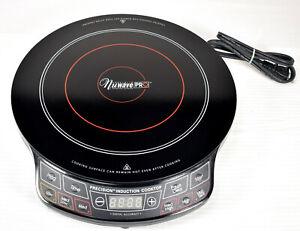 Nice NuWave 30301 BR Induction Stovetop Burner Heater Burner, Tested Works Great