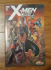 X-Men: Gold #1 J SCOTT CAMPBELL EXCLUSIVE VARIANT COVER A VF/NM to NM- (9.0-9.2)